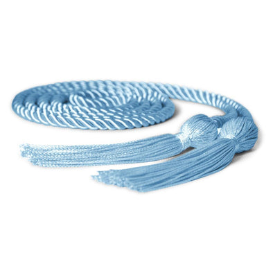 Single Graduation Honor Cord Light Blue - Endea Graduation