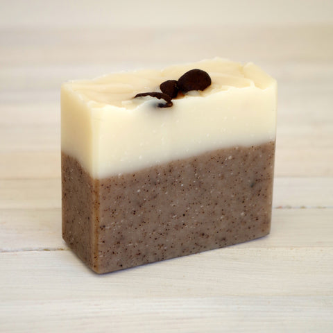 Coffee and Black Pepper Soap - Vegan