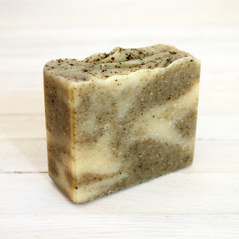 Green Tea and Silk soap