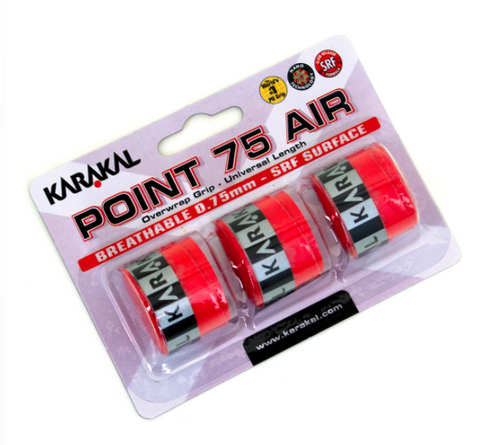 Karakal Point 75 Air (3 Pack)