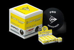 Dunlop Pro Double yellow dot ball