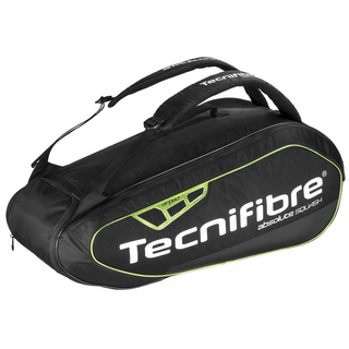 Tecnifibre Absolute Green 9 Racquet Bag