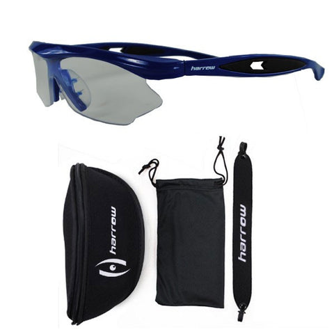 Harrow Radar Junior Royal Squash Eye Guard