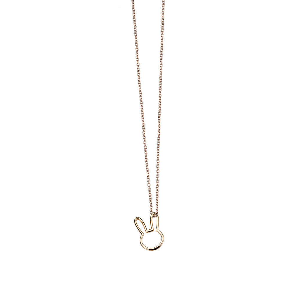 18k Cable Chain Necklace