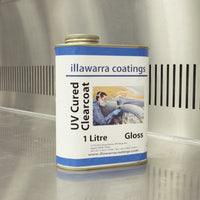 UV Activated Clearcoat 1L - Gloss