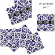 Stickers Sol Cleft en Indigo