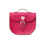 Jazzy With Love Leather Bag. Brit-Stitch. 100% bovine leather.