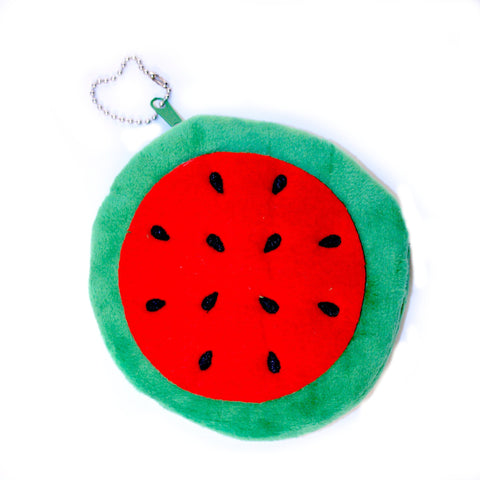 I Carried A Watermelon Coin Purse - Front