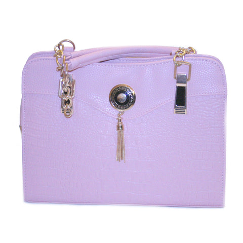 Pinking Of You Bag - Front. Sally Young Handbag.
