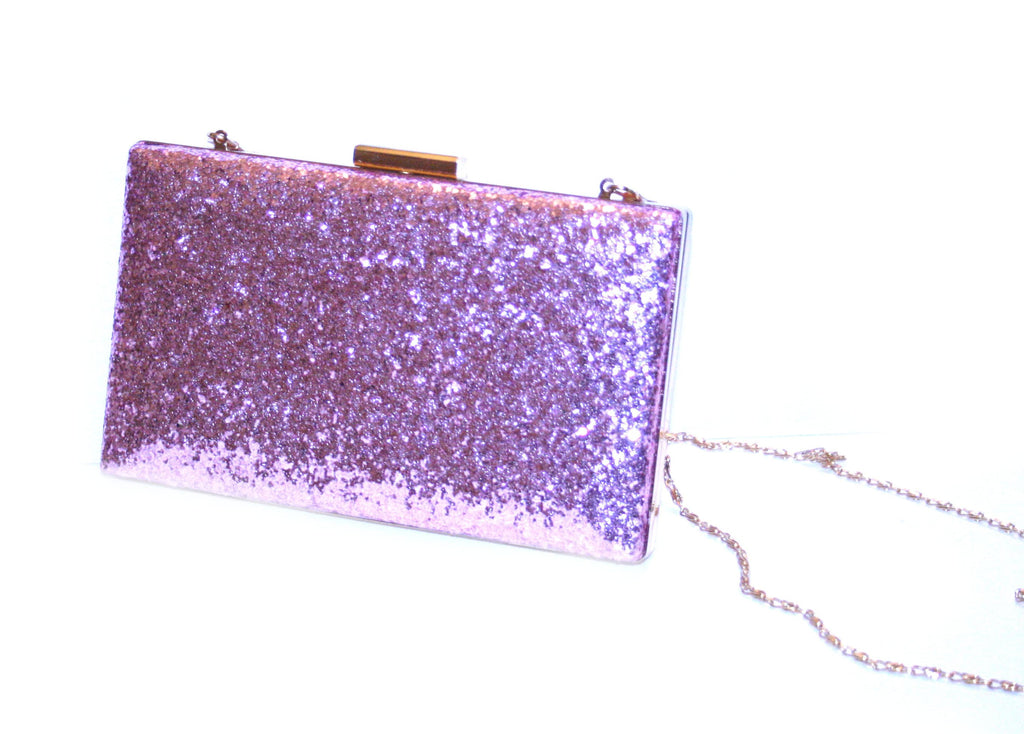 Studio 54 Clutch Bag - Side View