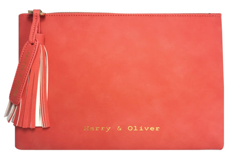 Charlie Clutch - Coral