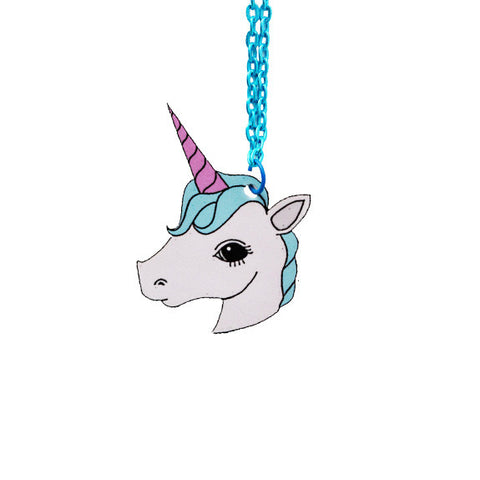 I Am A Unicorn Necklace