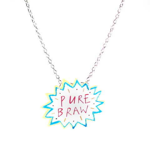 Pure Braw Necklace