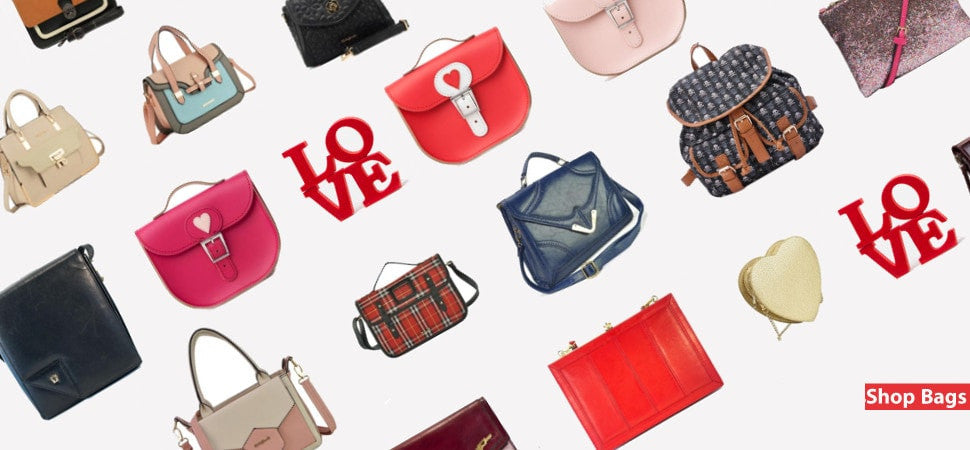Shop our full retro and classic ladies handbag selection - classic style for all
