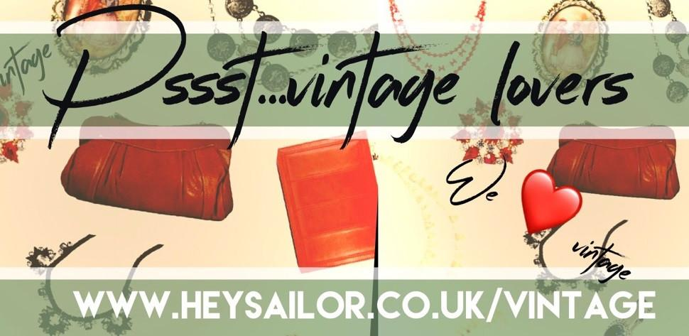 Browse our vintage selection