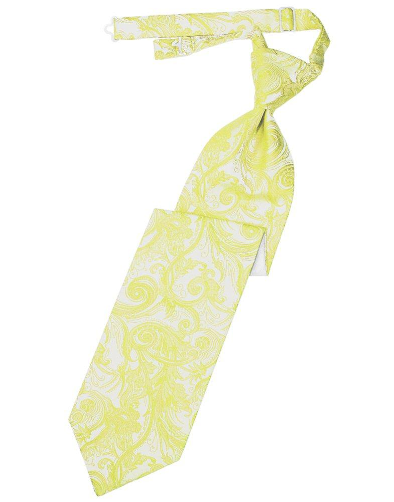 Willow Tapestry Long Tie - Tuxedo Club