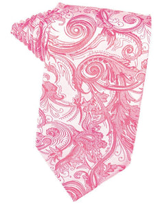 Bubblegum Tapestry Suit Tie - Tuxedo Club