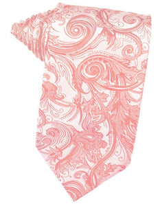Coral Reef Tapestry Suit Tie - Tuxedo Club