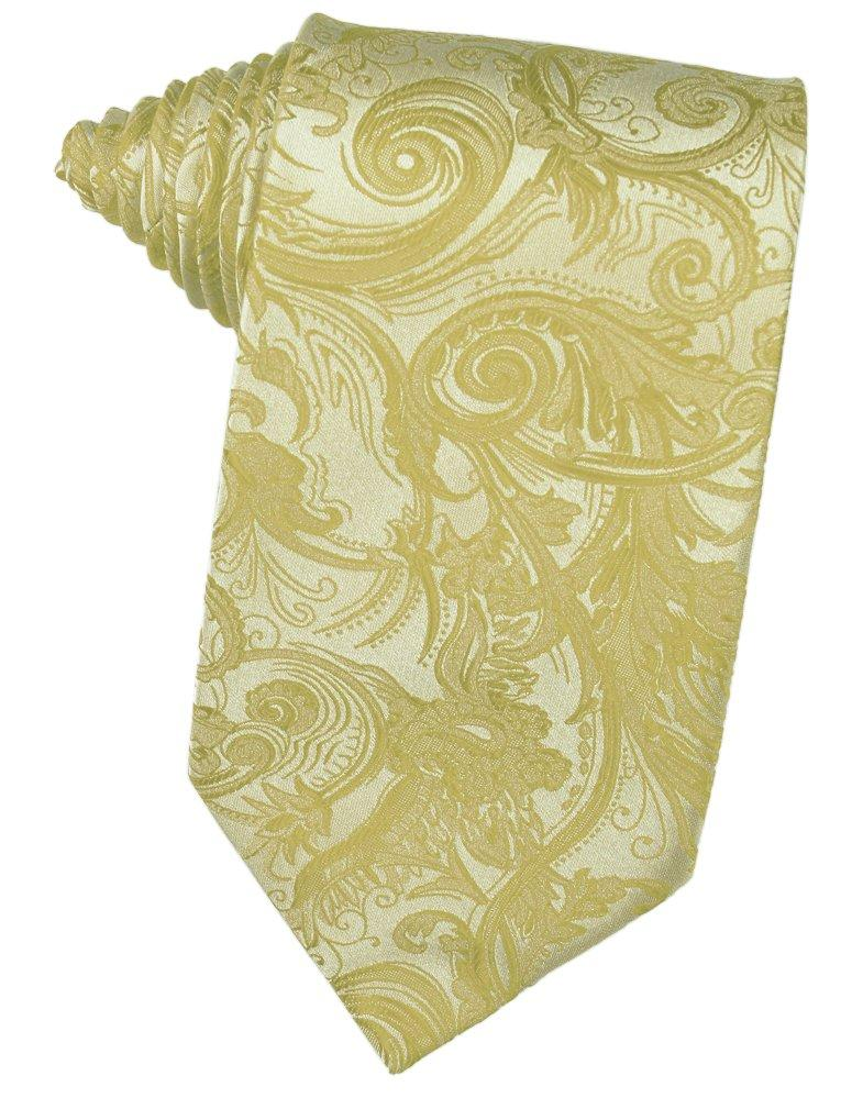 Harvest Maize Tapestry Suit Tie - Tuxedo Club