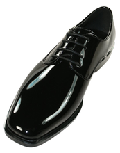 Load image into Gallery viewer, Revolution - Gloss Black Tuxedo Shoes - Tuxedo Club