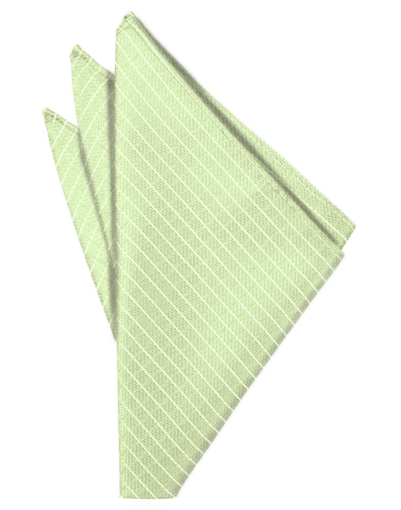 Mint Palermo Pocket Square - Tuxedo Club