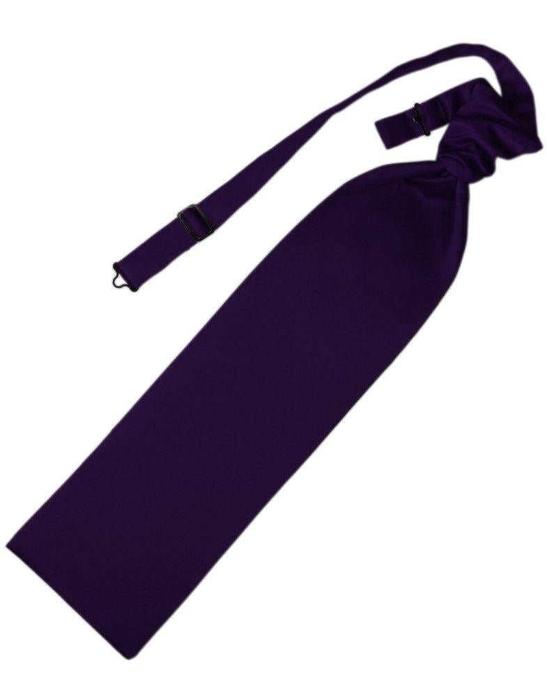 Amethyst Solid Satin Sharpei - Tuxedo Club