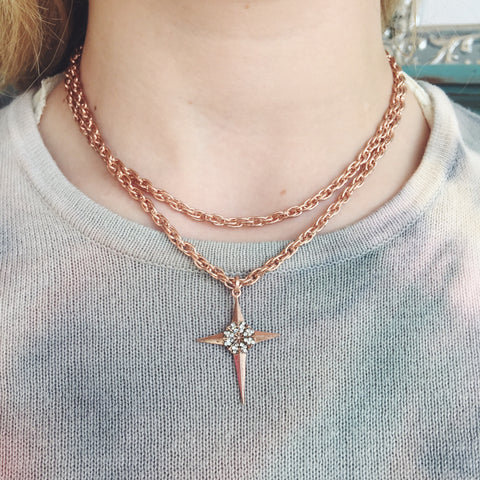 VSA Two Chain Cross Magdalena