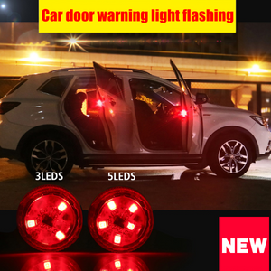 (65% OFF TODAY) Universal Car Door LED Opening Warning signal light