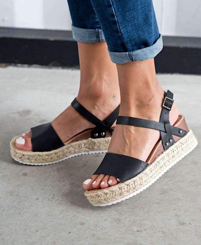 """NEW"" Remy Espadrille Sandals"