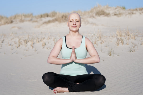 Mindfulness Meditation Seems to Soothe Breast Cancer Survivors