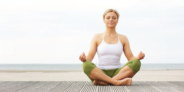 Why Meditation and Yoga Are Recommended for Breast Cancer