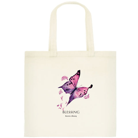 Blessing Butterfly Tote