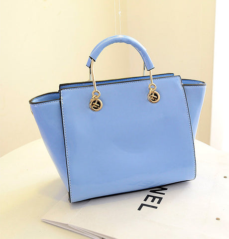Beautiful baby blue tote