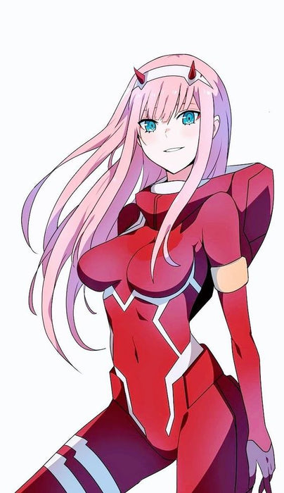 zero two Action Figure - Darling in the Franxx - Zero Two