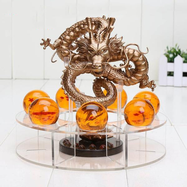 Relíquia - Shenlong e as Esferas do Dragão - Dragon Ball Z