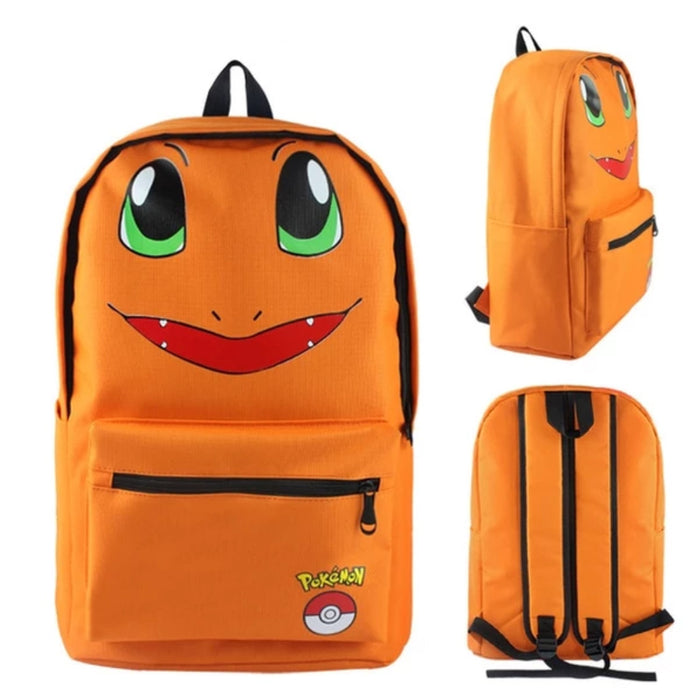 mochila do Charmander - pokemon