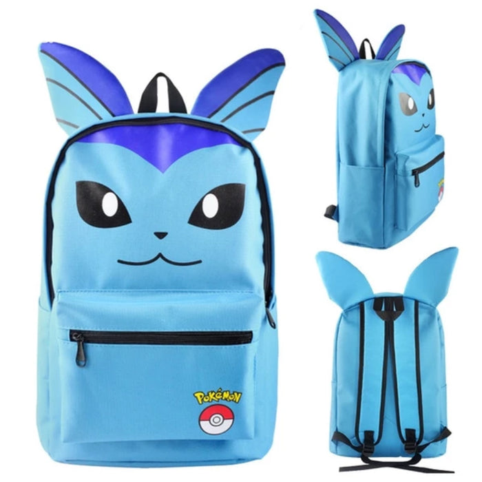 mochila do Vaporeon - pokemon