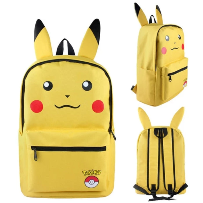 Mochilas do Pokémon - pikachu