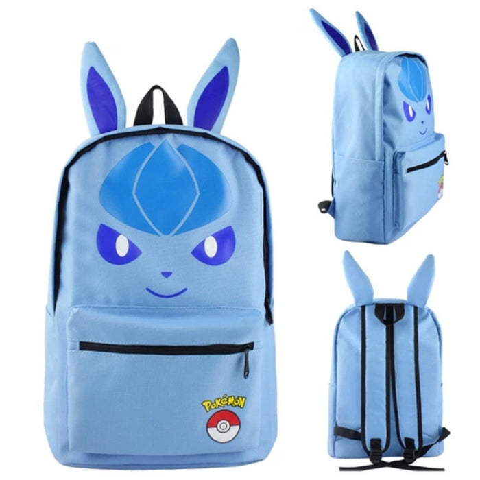 mochila do Glaceon - pokemon