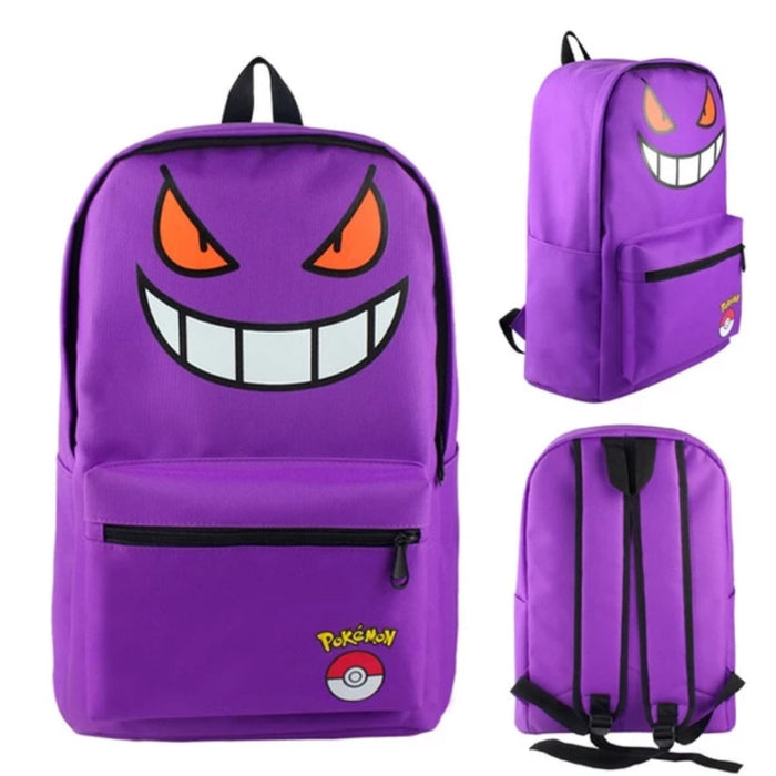 mochila do Haunter - pokemon