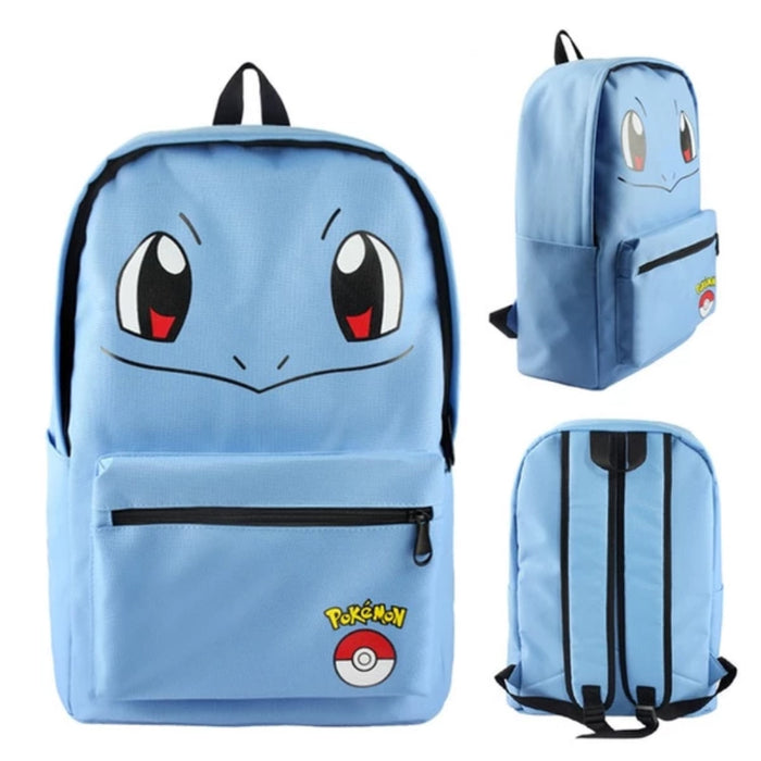 mochila do Squirtle - pokemon