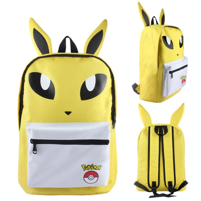 mochila do Jolteon - pokemon