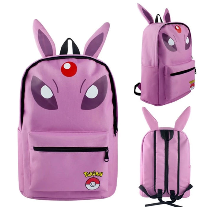 mochila do Espeon - pokemon