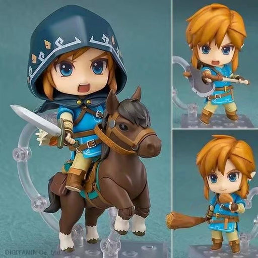 Nendoroid - Link - The Legend of Zelda: Breath of The Wild