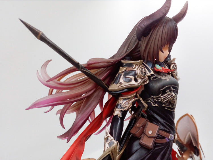 Action Figure - Rage of Bahamut - Devil Sexy Girl - 28cm
