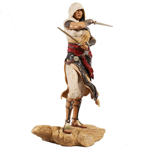 Action Figure - Assassins Creed - Altair, Aya e Bayek