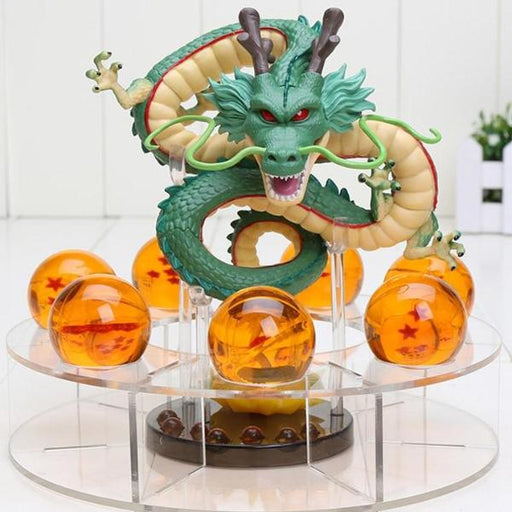 Relíquia - Shenlong e as Esferas do Dragão - Dragon Ball Z - Reino Geek