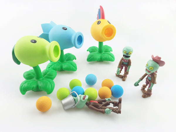 Miniaturas - Plants vs Zombies