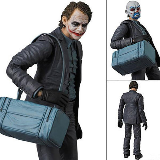 Action Figure - Coringa - Heath Ledger - Reino Geek