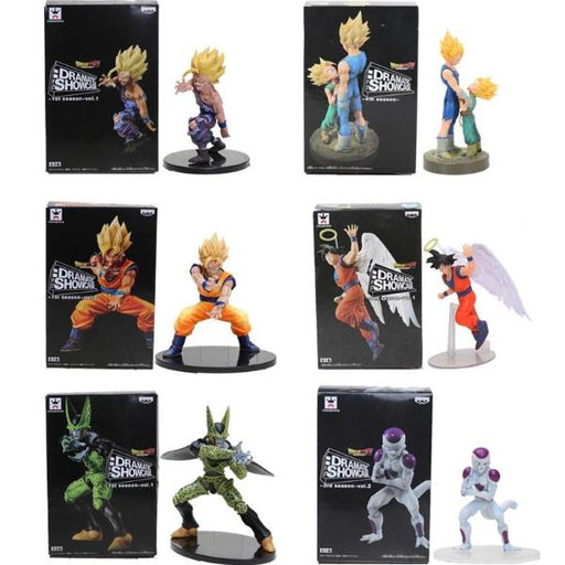 Action Figure - Dragon Ball Z - Reino Geek